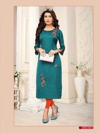 Blush Banwery Indo Silk Wholesale Kurti Sets