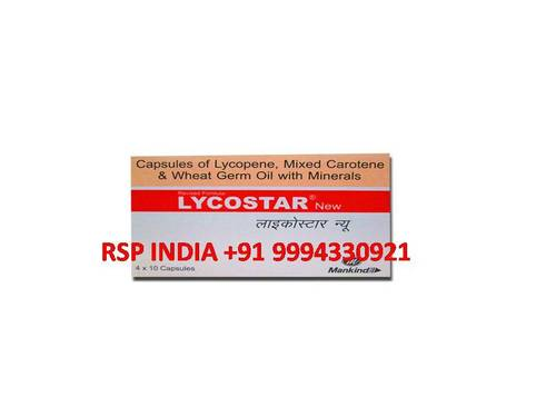 LYCOSTAR CAPSULES
