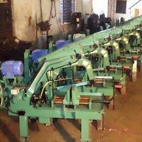 Power Hydraulic Hacksaw Machine 75 mm