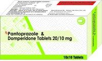 PANTOPRAZOLE & DOMPERIDONE TABLETS 20/10