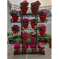 Iron Flower Pot Stands
