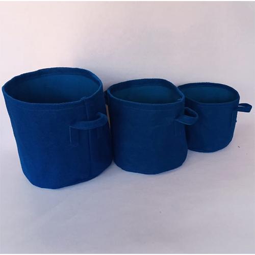 Blue Grow Bag Set