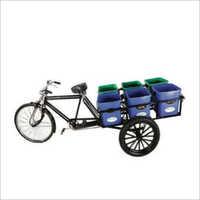Multipot Garbage Rickshaw