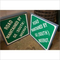 Road Safety Route Board