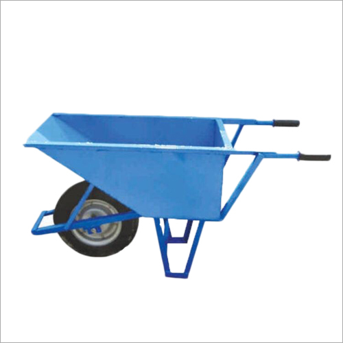Steel Garden Wheelbarrow