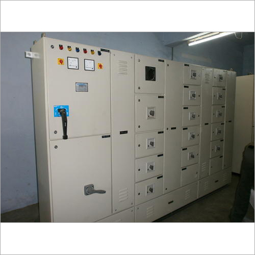 MS Power Control Center Panel