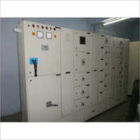 Power Control Center Panel
