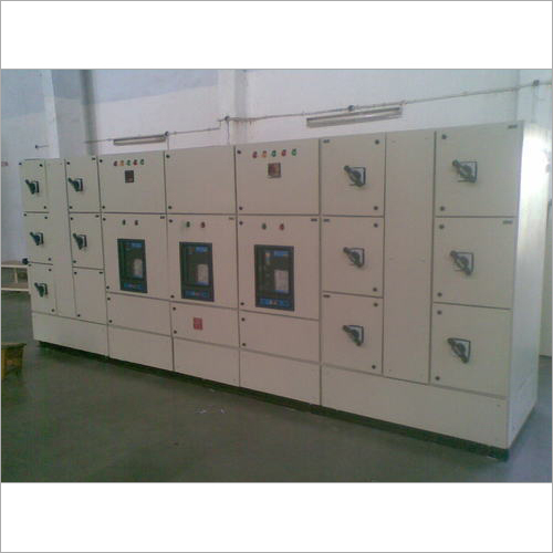 Electrical Power Control Center Panel