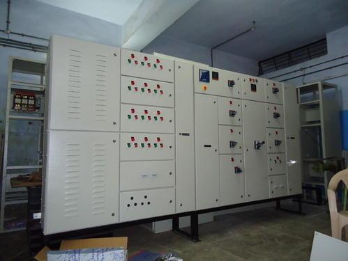 3 Phase Motor Control Center Panel