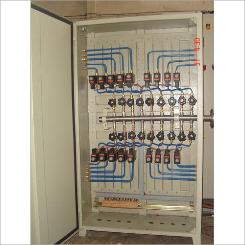 SOV Industrial Instrumentation Panel