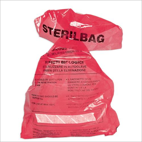 Biohazardous  Bag