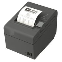 Black Colour Bill printer