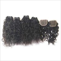 Unprocessed Curly Hair Extensions