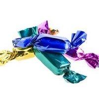 Metalized Polyester Twist Wrap