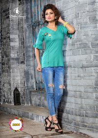 Candy Crush 2 By Ladies Flavour Rayon Tops Collection