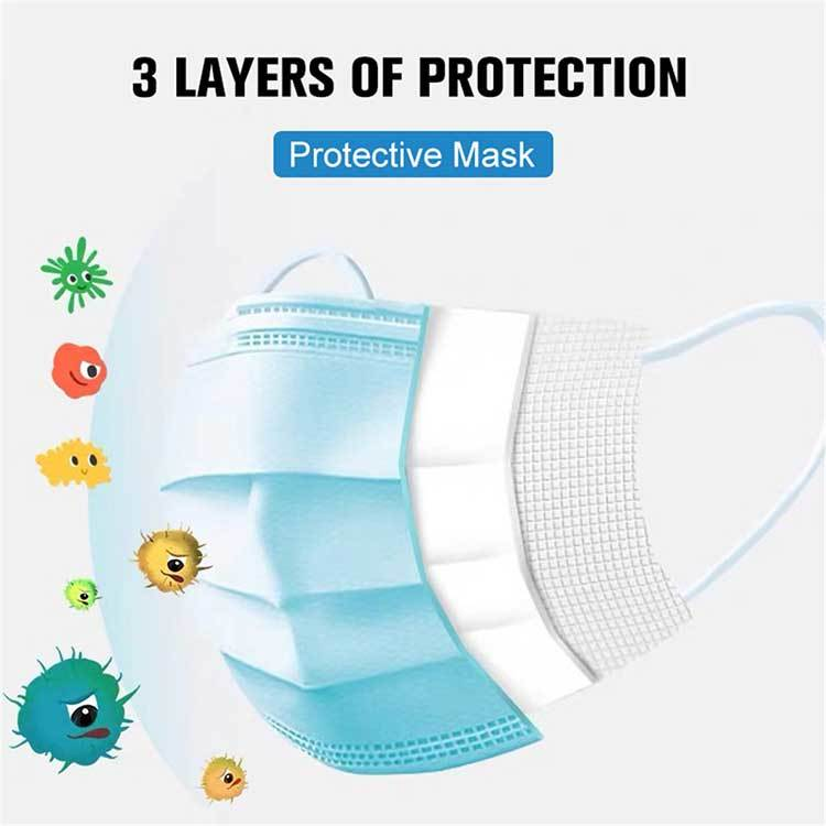 Earloop Face Mask Machine