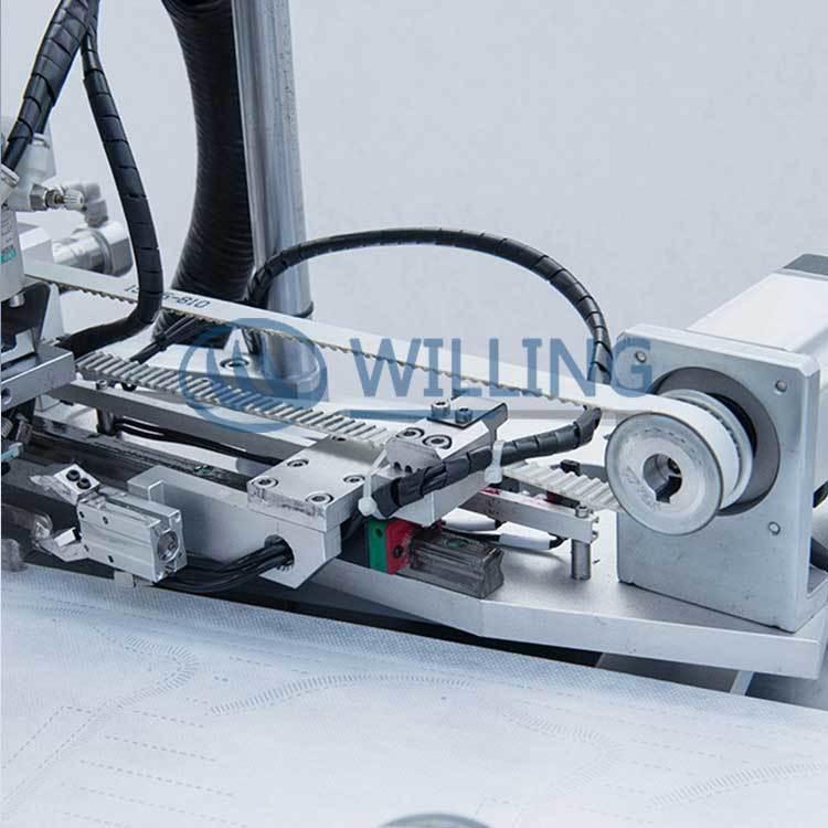 face mask earloop welding machine