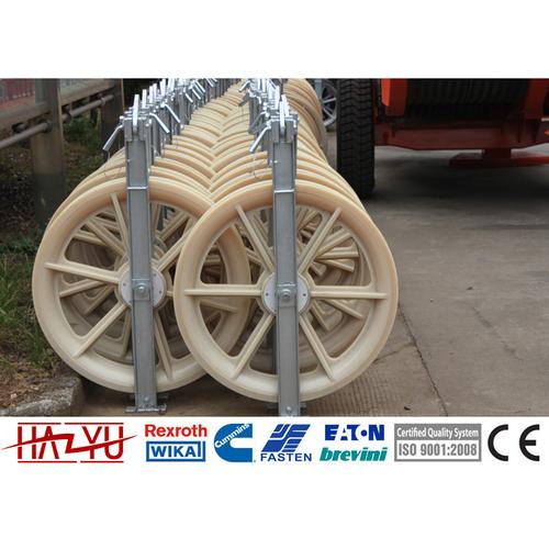 SHDN-400X80 Single Wheel Nylon Conductor Pulley