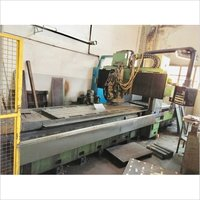 DOUBLE COLUMN SURFACE GRINDER, FAVRETTO - RTC 3. with PLC.