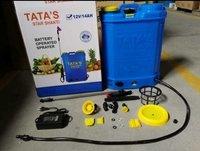 Sanitizer spray machine