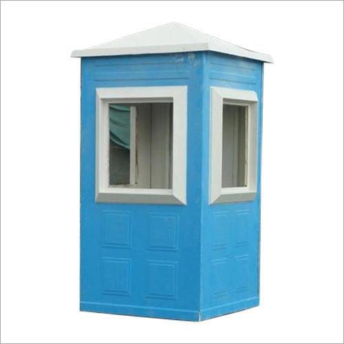 FRP Security Guard Cabin