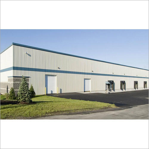 Industrial Pre Engineered Building