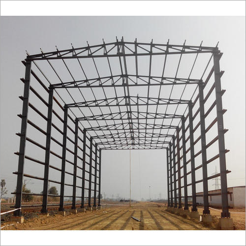 Iron Prefabricated Structure