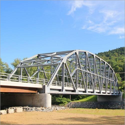 Industrial Steel Bridge Installation Services