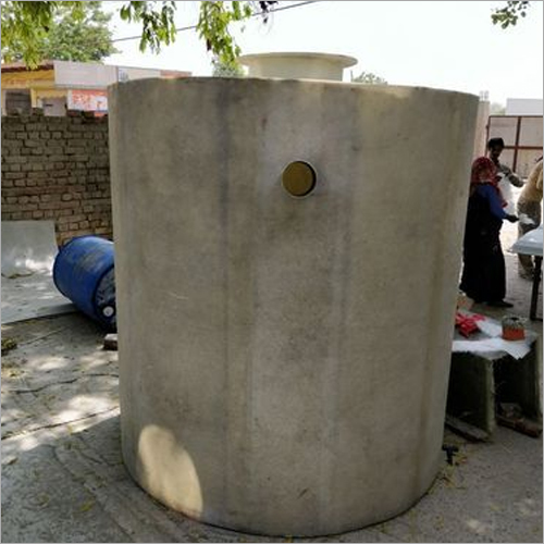 Industrial Bio Digester Tank