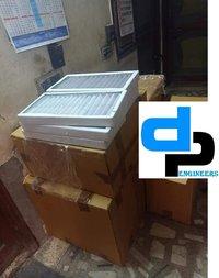 Box Air Filter For DC Motors