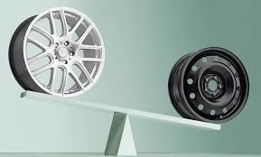 Alloy Balancing Wheel