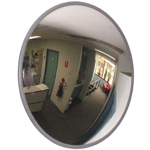 Convex Indoor Mirrors