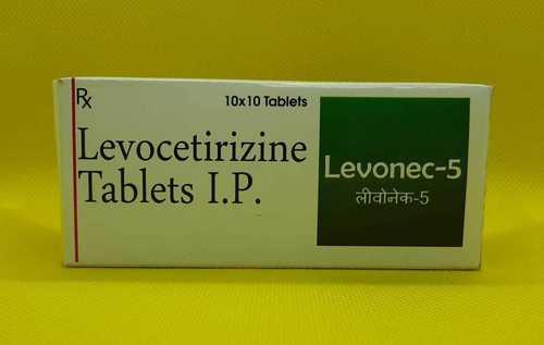 Levocetirizine Tab