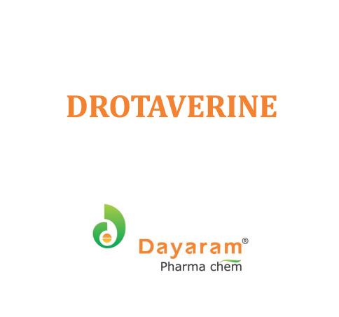 DROTAVERINE API