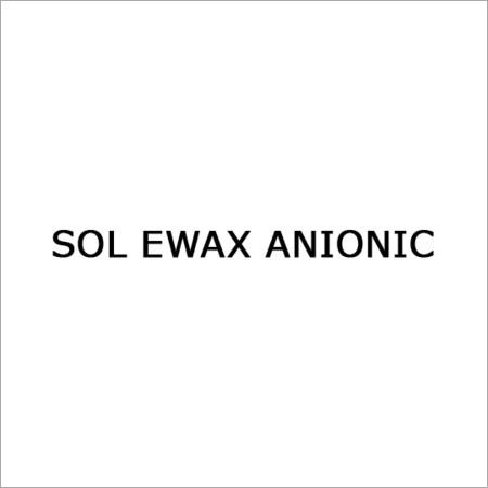 SOL EWAX ANIONIC