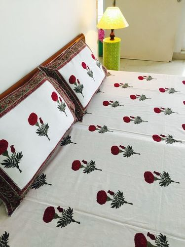 Fancy Bed Sheet
