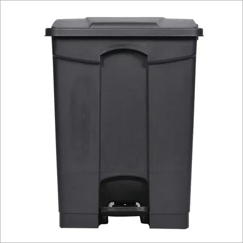 Bin Plastic Pedal 87 Ltrs, 50 x 41 x 82 cm Commercial