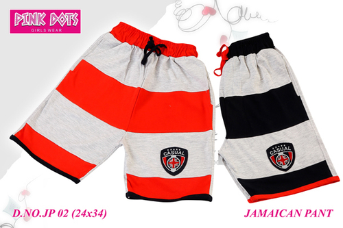 Casual Boys Shorts (Jamaican)