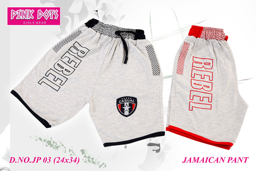 Rebel Boys Shorts (Jamaican)