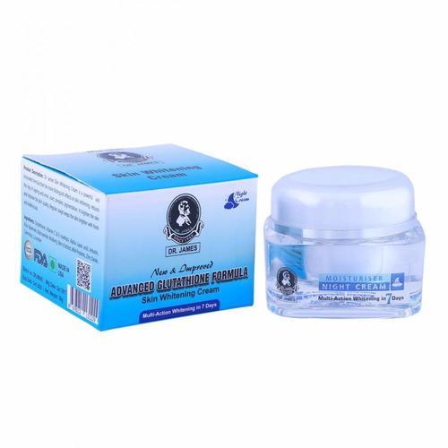 Dr. James Glutathione Skin Whitening Cream