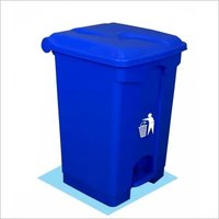 Bin Plastic Pedal 60 Ltrs, 43 x 45 x 66 cm Commercial