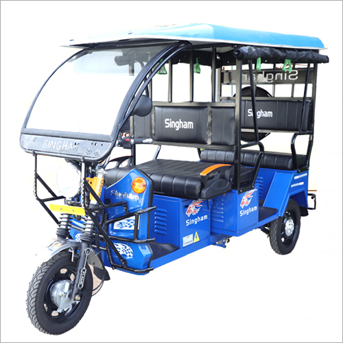 Electric Passenger Rickshaw