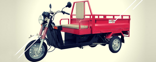 Cargo Electric Rickshaw