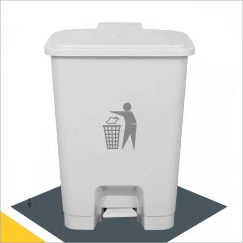 Bin Plastic Pedal 30 Ltrs, 33 x 36 x 48 cm Commercial