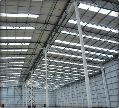 Industrial FRP Roofing Sheets