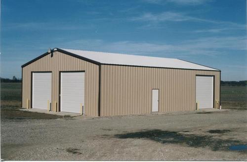 Prefabricated Shops