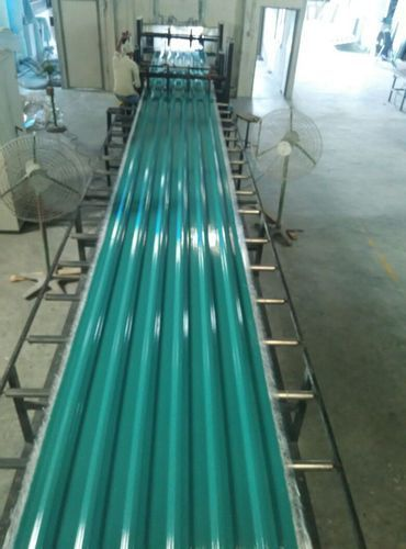Chemical Grade FRP Sheet