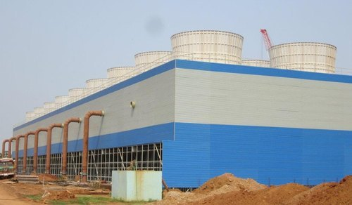 FRP Cladding Cooling Tower