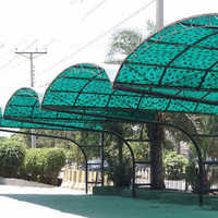 FRP Curve Panel (Dome-Covering)