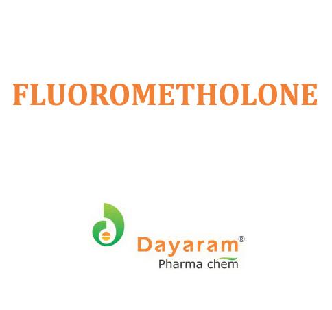 FLUOROMETHOLONE API